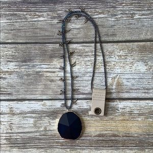 Anthropologie Agate Necklace